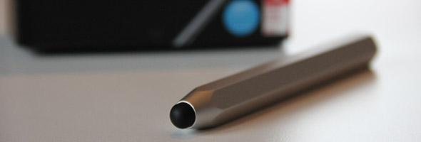 Der AluPen von Just Mobile – Der Stylus für Touchscreens