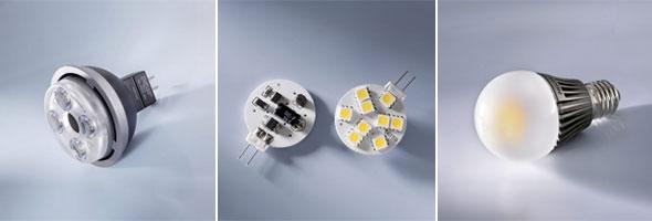 80% Energie sparen durch LEDs, Lichtwochen bei northerndelight