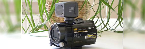 Im Härtetest – Sony Bluetooth Mikrofon ECM-HW2