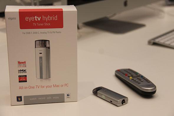 EyeTV hybrid von Elgato