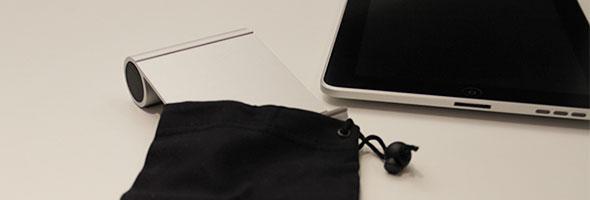 Der Slide von Just Mobile – der perfekte iPad-Ständer