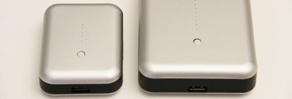Mehr Saft: Gum Plus und Gum Max von Just Mobile