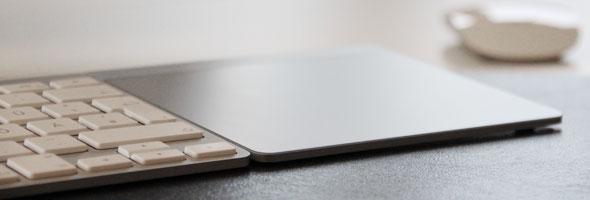 Magic Trackpad oder Magic Mouse?