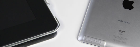 iPad Snap-On Cover SmartMate-3C von Macally