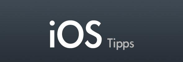 iOS Tipp: Mail Alias anlegen