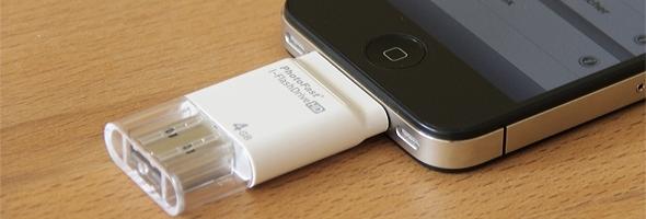 i-FlashDrive HD Gen2 – Mehr Speicher für iPhone, iPad und iPod touch