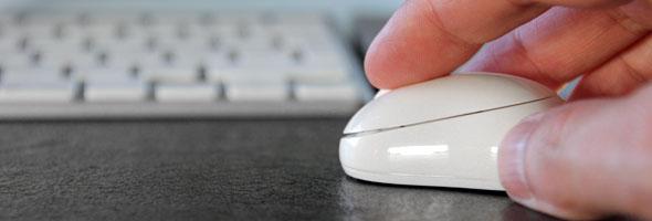 Elecom Baby Beans – Die kleinste kabellose Laser Maus der Welt