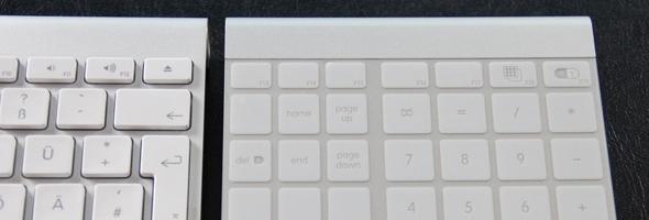 Mach aus deinem Magic Trackpad einen Nummernblock