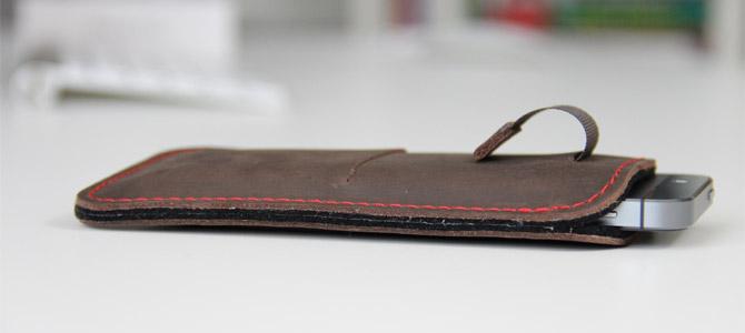 germanmade. g.4 Sleeve für iPhone 5/5s/5c mit Gewinnspiel