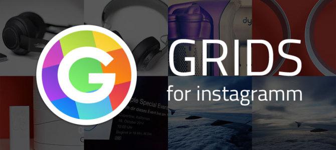 Instagram auf dem Mac mit Grids for Instagram