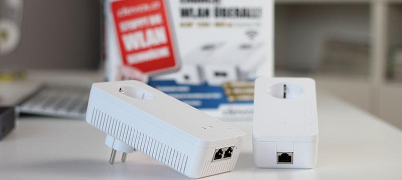 devolo dLAN 1200+ WiFi ac richtig einrichten