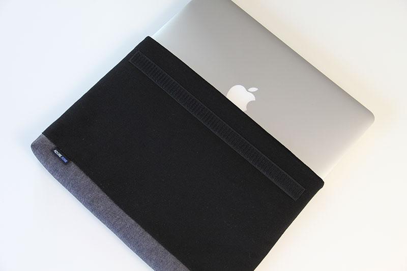 Die Bold ist schlicht und passt somit perfekt zum MacBook