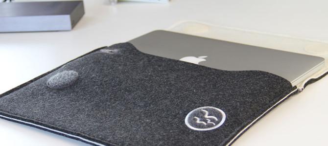 MacBook Pro Taschen Test: der Deichkönig von Waterkant