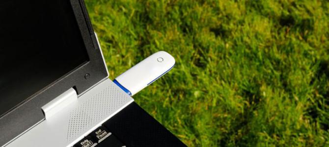 Mobil ins Internet mit der Datenflat