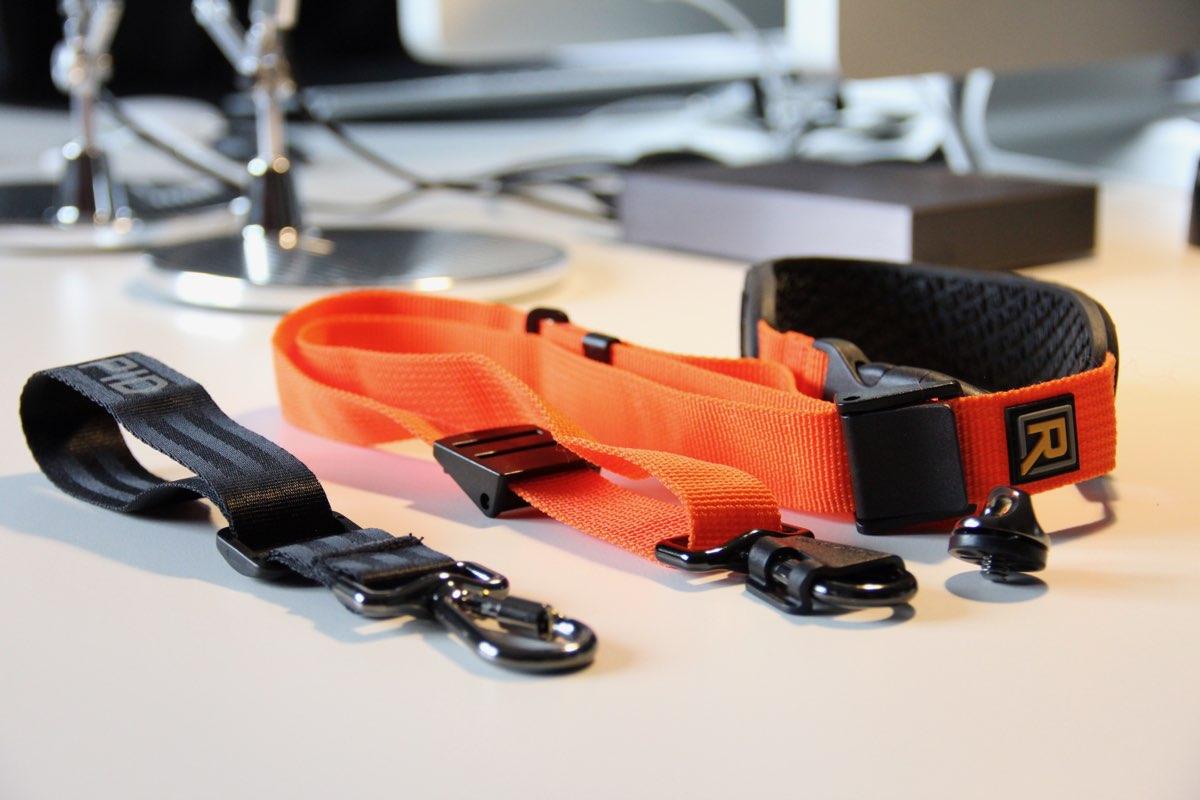 Blackrapid Cross Shot & Wrist Strap Kameragurte