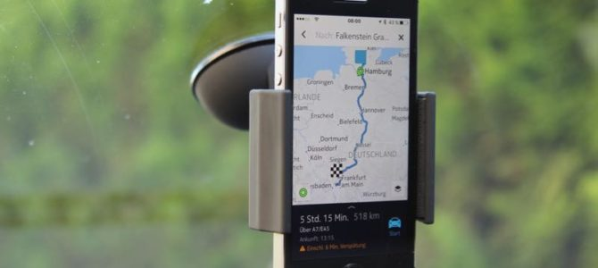 grooveclip – Immer der passende Smartphone-Halter für dein Auto