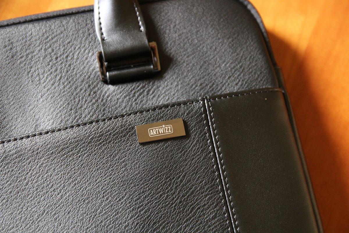 Artwizz Leather Bag – Feines Leder für dein MacBook
