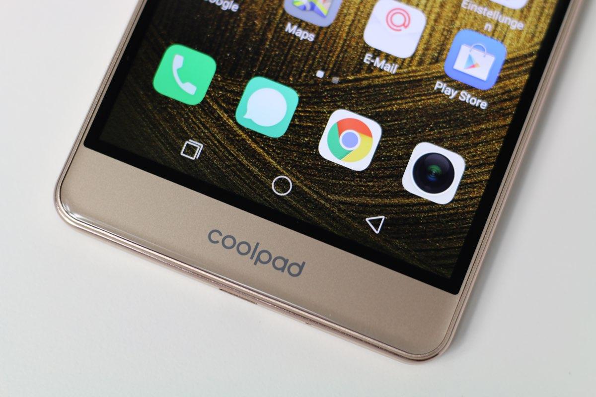 Im Test: Coolpad Modena 2 Smartphone