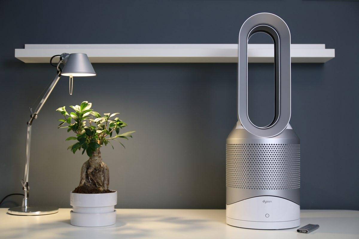 Dyson Pure Hot+Cool™ Link – kühlen und heizen mit gereinigter Luft.